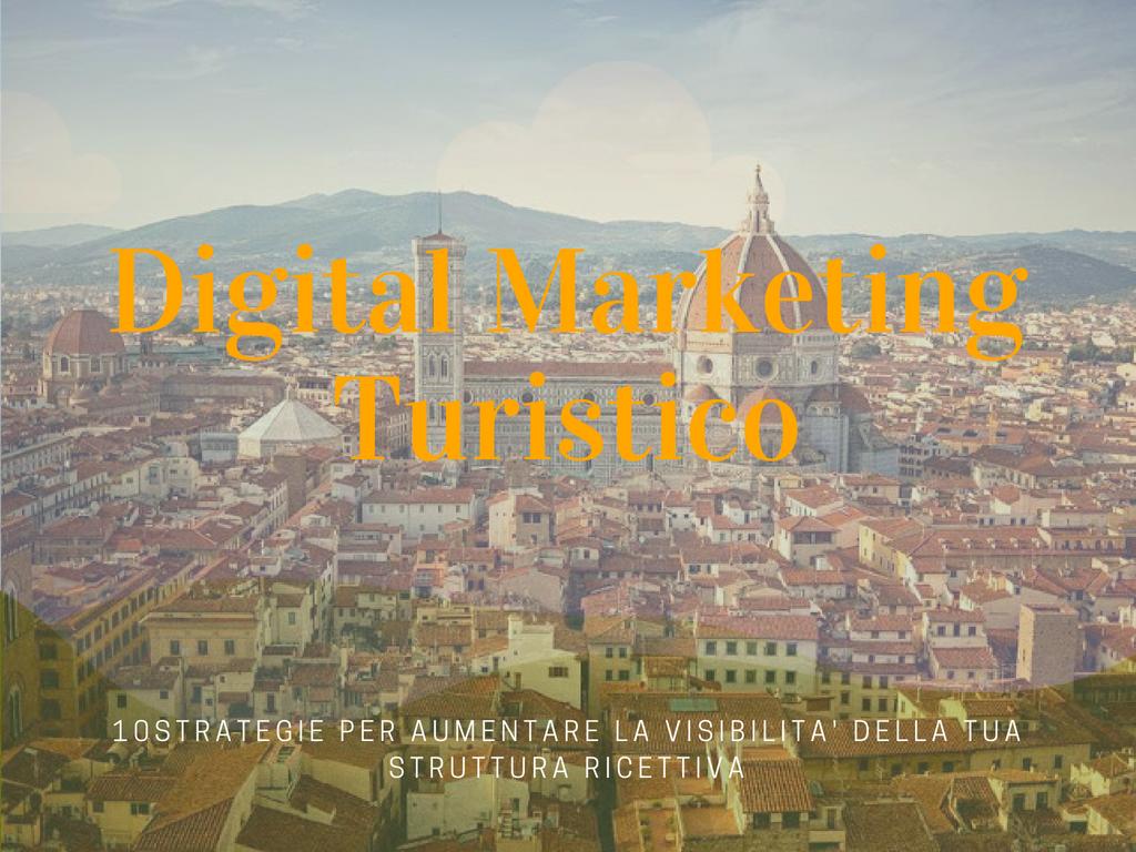 Digital Marketing Turistico