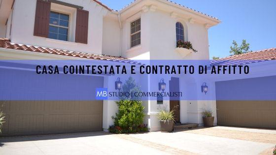 Casa Cointestata