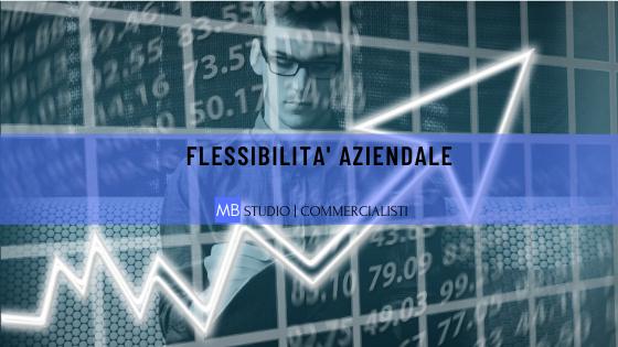 Flessibilità aziendale