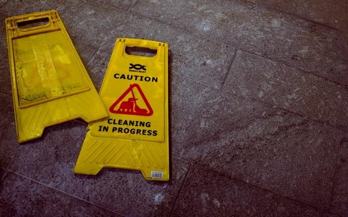 Covid-19: pulizia e sanificazione